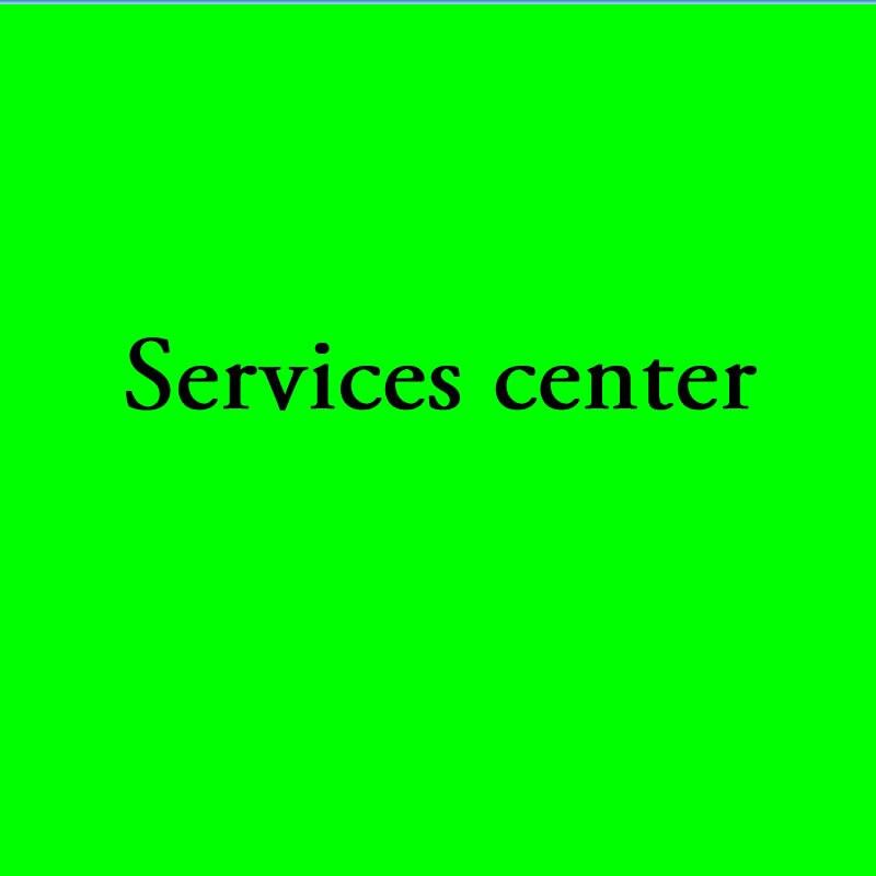 Centre de Services