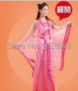 Lady Womens Hanfu Sexy Costume Ancient Chinese Dragon Fairy Costumes Quality Chiffon Clothing Cosplsy Set-in Chinese Folk Dance from Novelty u0026 Special Use ...  sc 1 st  AliExpress.com & Lady Womens Hanfu Sexy Costume Ancient Chinese Dragon Fairy Costumes ...