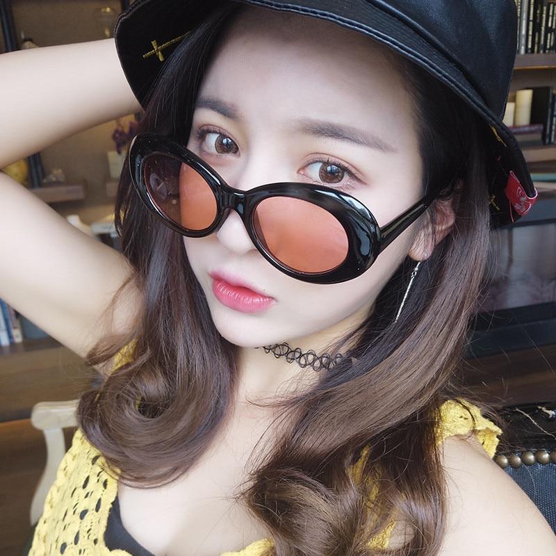 KARENHEATHER Новинка 2017 солнцезащитные очки тенденция солнцезащитные очки в стиле ретро; обувь для мужчин и женщин солнцезащитные очки же пункте ...