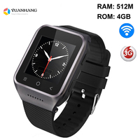 2018 Original S8 Smart watch Bluetooth Wifi GPS Android 4.4 Support Sim TF Card With 2.0MP Camera SmartWatch For Men watches