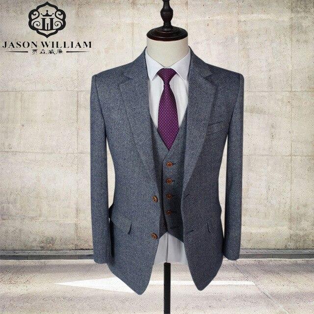 LN05 Latest Coat Pant Designs Shawl Lapel Groom Tuxedos Red/White/Black/Blue Men Suits Wedding Best Man Blazer Jacket+Pants+Vest
