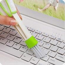 FOURETAW brosse de nettoyage, Type à usage domestique, pratique pour un barbecue de sol en verre, nettoyeur de clavier de toilette, aide au lavage des vitres de voiture