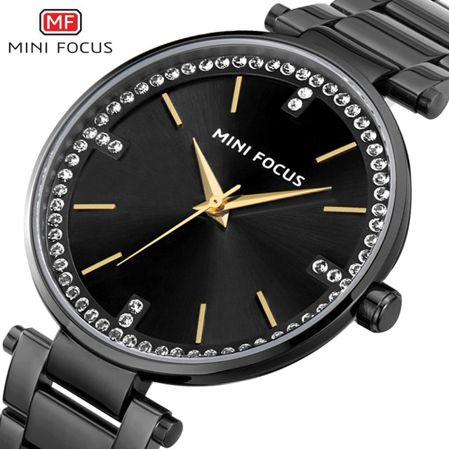 ¡Oferta! reloj MINI FOCUS de cuarzo de marca famosa para mujer, vestido a la última moda, relojes para mujer, reloj de mujer, reloj femenino, reloj femenino