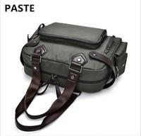PASTE European Style Fashion Men Bag Oxford Cloth Handbag New Men S Business Package Shoulder Messenger
