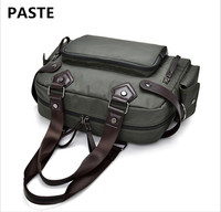 PASTE European Style Fashion Men Bag Oxford Cloth Handbag New Men S Business Package Shoulder Messenger