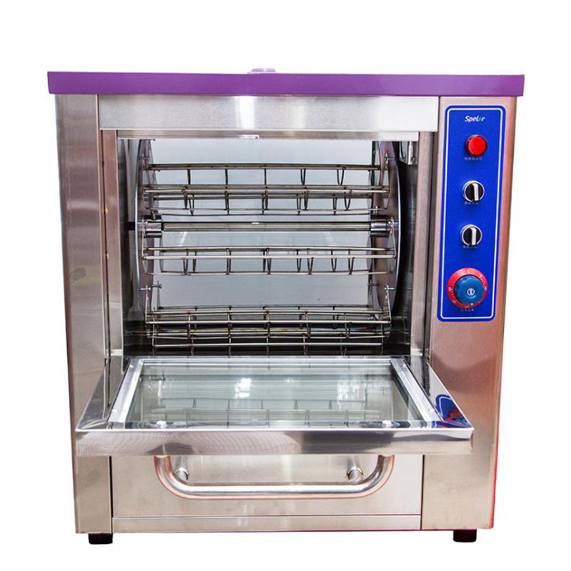 Four électrique multifonctionnel Commercial four de cuisson électrique complètement automatique équipement de cuisson de patate douce SBL-68