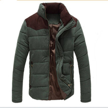 2018 Kassidy's New jaquetas inverno masculino in men parkas Black Winter Casual Men's Jacket Thick Men's Cotton Clothing