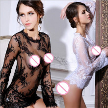 lingeria sexy lingerie women lace teddy erotic transparent lingerie sexy bodysuit underwear costumes bodystockings font b