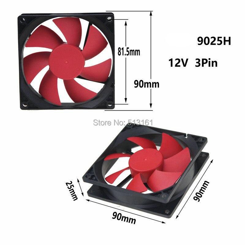 90mm fan 12v 1