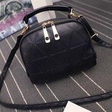 Famous Brands Women Handbags Ladies Messenger Bags Double Zipper Shoulder Lady Candy Color Women Crossbody Bag Bolsa Feminina