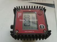 1 4 Inch Electronic Digital Fuel Flow Meter By Machine Oil Chemical Liquid
