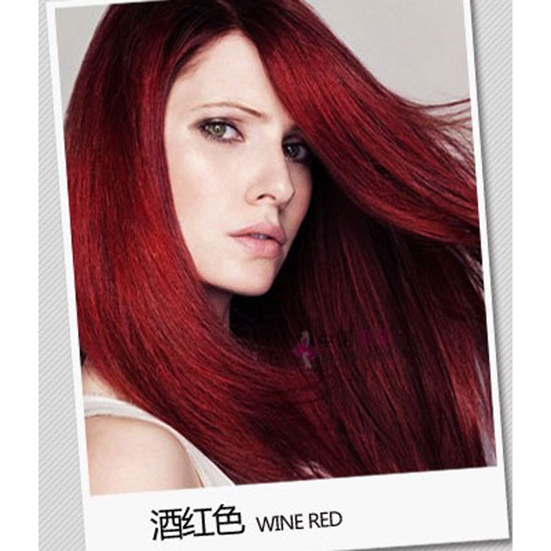 Best 25 Wine Colored Hair Ideas On Pinterest Wine Red Hair ...