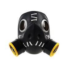 Soft Material!!! Roadhog Cosplay Masks Roadhog Mask For Costume Tank Hero Mako Rutledge Owner of Scrap Gun Junktown