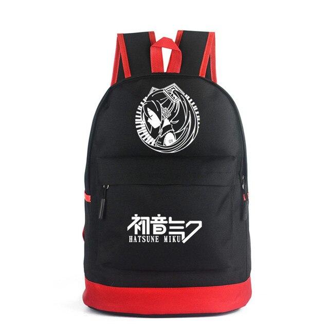Anime Naruto School Bag Backpack