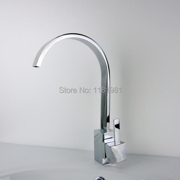 Fashion rotatable basin kitchen faucet XR8041