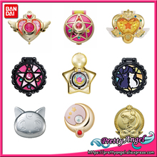 PrettyAngel   Genuine Bandai Sailor Moon 20th Anniversary Gashapon Capsule Make Up Beauty Mirror