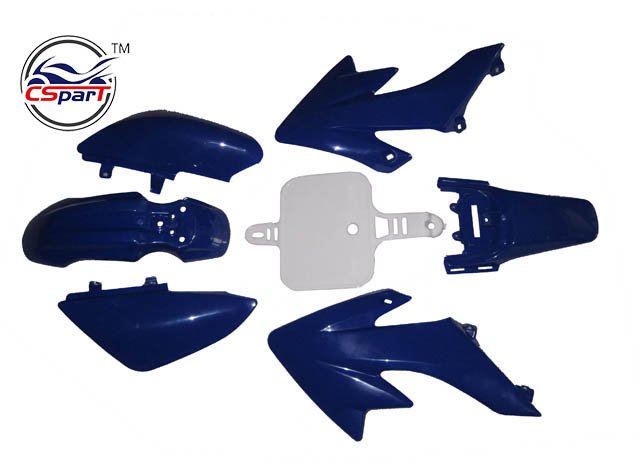 Plástico Fender Kit Carenagem Para Honda XR50 CRF Pit 50CC 70CC 90CC 110CC  125CC 140CC 150CC Pit Dirt Bike Parts