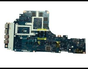 Image 5 - High quality FRU:5B20G57047 FOR Lenovo Ideapad Y50 70 Laptop Motherboard ZIVY2 LA B111P SR1PX I7 4710HQ HM87 860M 2GB Tested