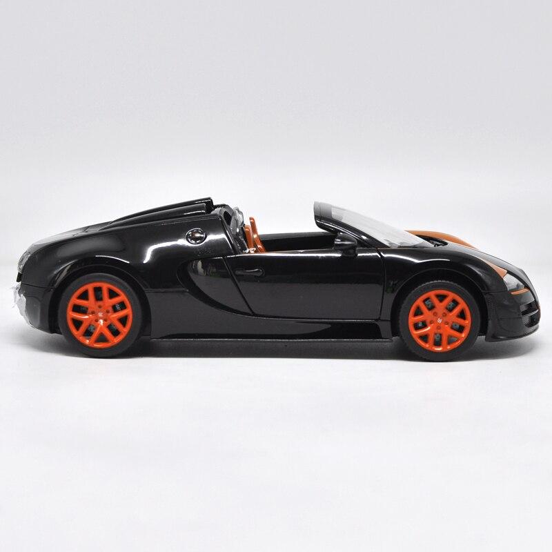 Haute Simulation 1:18 Bugatti Veyron Grand Sport Vitesse alliage moulé sous pression voiture modèle décoration cadeau pour garçons Collection-in Jouets véhicules from Jeux et loisirs    2