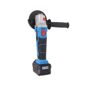 Image 2 - 16V Cordless Brushless Lithium Ion Angle Grinder Grinding Power Tool Cutting and Grinding Machine Polisher 100/115mm Wheel