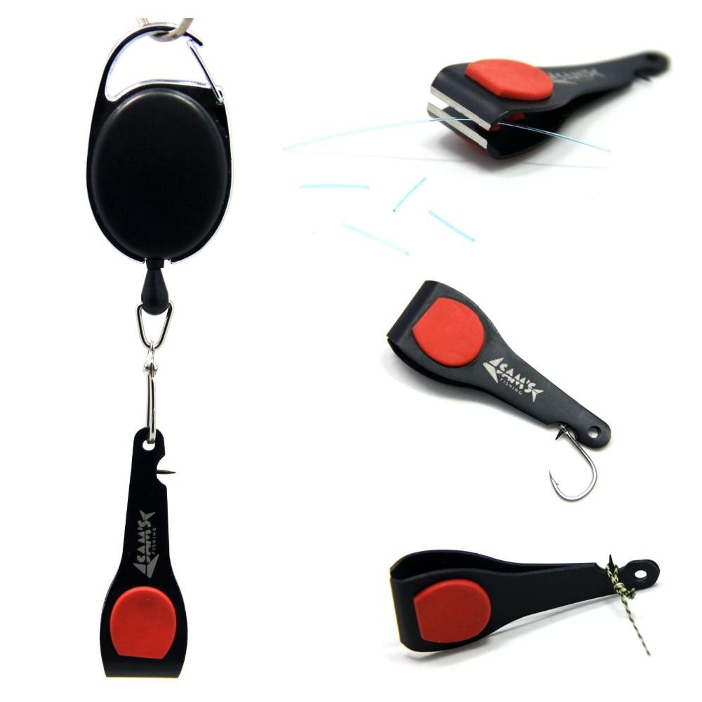 1pcs High quality fishing accessory fly fishing line clipper fly line nipper xn