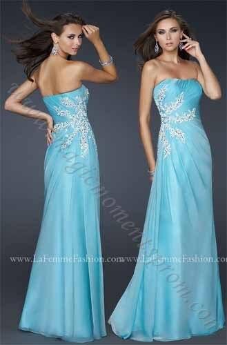 free shipping 2018 crystal waistband New Elegant blue off the shoulder Bridal Gown Prom vestido Graduation   Bridesmaid     dresses