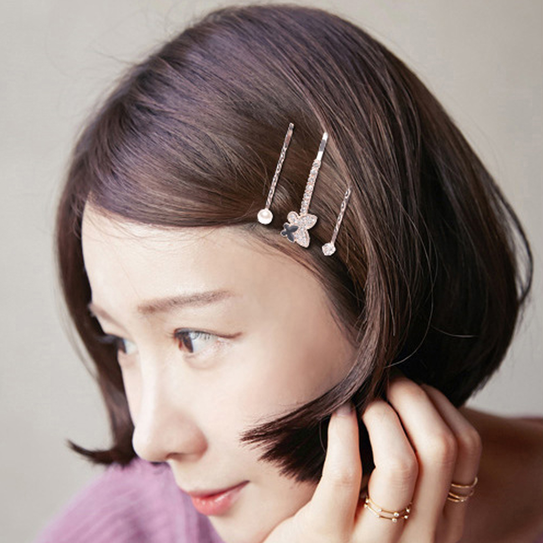 приворот девушки с помощью заколки для волос
