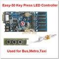 2013 Ônibus Cartão de Infravermelho do Controle Remoto LED Sinal 2 cor da linha 3