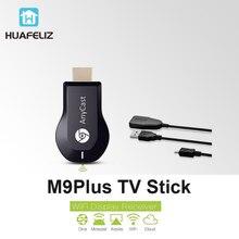 NEW AnyCast M9 Plus 1080P Wireless TV Stick WiFi Display Don