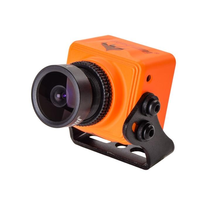 RunCam Swift mini 2 600TVL camera Integrated OSD PAL with 2.3mm lens Base Holder for FPV Race drone Quadcopter aomway 1200tvl 960p ccd hd mini camera 2 8mm lens for fpv