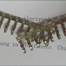 Разъем вентилятора, Клеммная игла для компьютера, вентилятор 2510, пластиковая оболочка