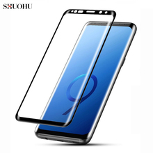 hot deal buy 360 degree 3d cover high clear toughened tempered glass screen protector for samsung galaxy s6 edge/edge plus