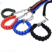 Ошейник и поводок для собаки pet p веревки больших собак веревка