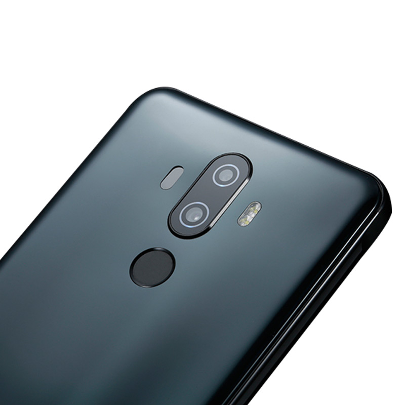 Jeasung Pulada M6 haut de gamme 4G LTE Smartphone 6 + 128 GB MT6757 Octa Core Android 8.0 téléphone portable avec lecteur d'empreintes digitales - 3