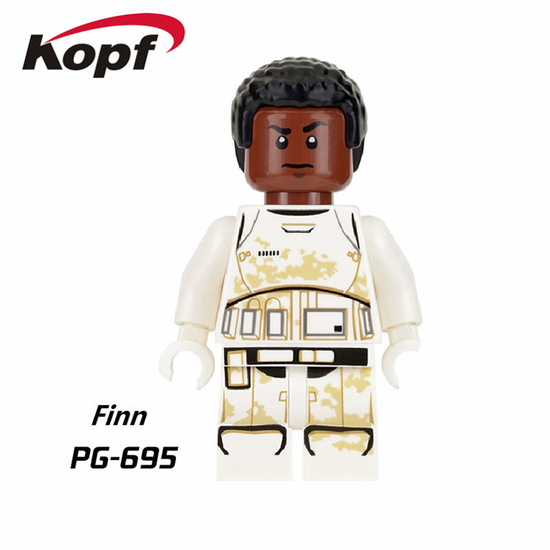 Single Sale Super Heroes Star Wars Finn Stormtrooper Malakili Bricks Action Figures Building Blocks Children Gift Toys PG695 original 100%test for asus ux31a lcd screen assembly 40 pin 13 3 1920 1080 tested good with touch with free tool