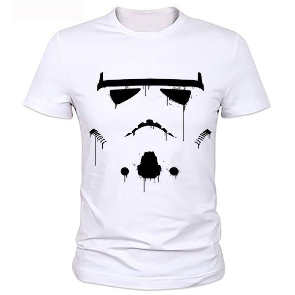 adidas star wars t shirt white