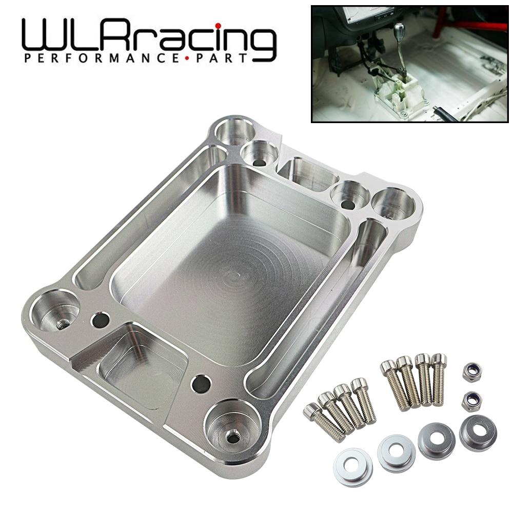 WLR - Billet Shifter Base Plate For Civic Integra RSX / K20 K24 K-Series engine EG EK DC2 EF WLR-SBP01