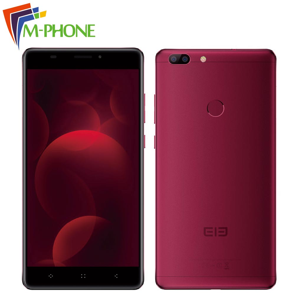 Original Elephone C1 MAX Mobile Phone 2GB RAM 32GB ROM MTK6737 Quad Core 6 0 inch