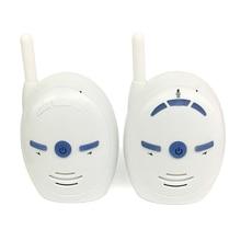 OWGYML 2.4 ghz Sem Fio Do Bebê Monitor Do Bebê de Áudio Alarme Do Telefone Walkie Talkie Interfones Rádio Eletrônica Babá babá Enfermeira Do Bebê