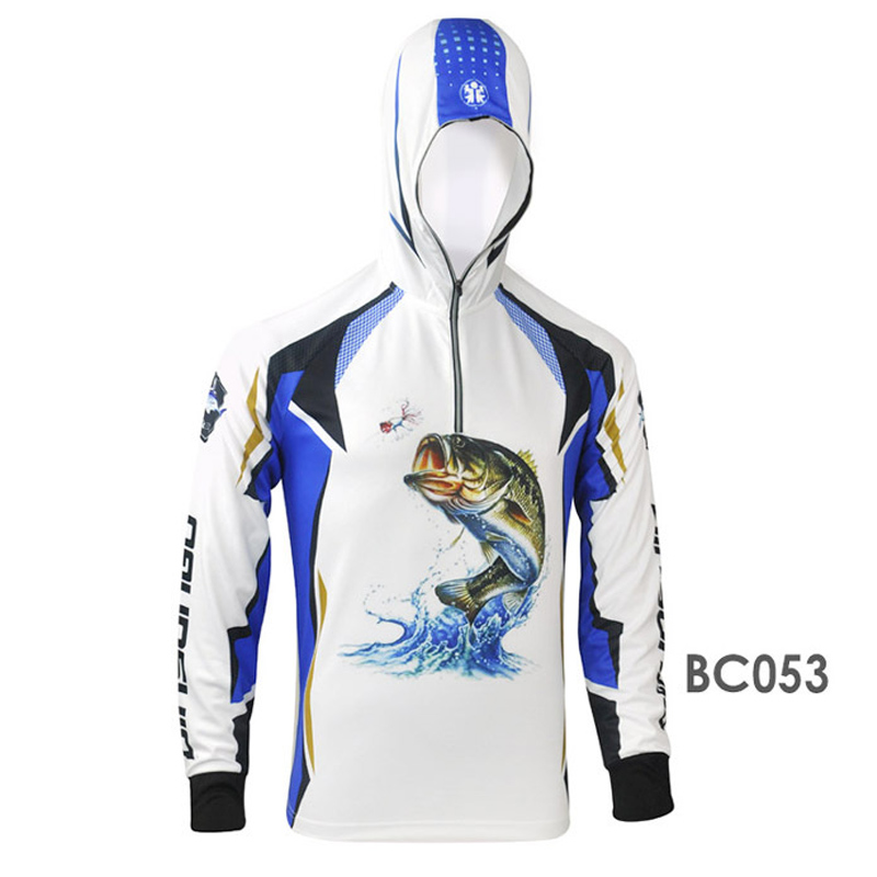 2017 brand new hooded t shirt fishing sunscreen quick for Fishing t shirts brands