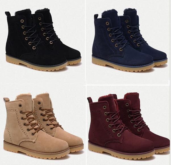 Zapatos de invierno para mujer psvZJ