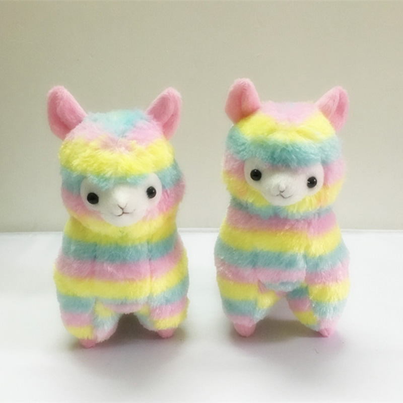 RAINBOW Alpaca Plush Toy Dolls For Children 1