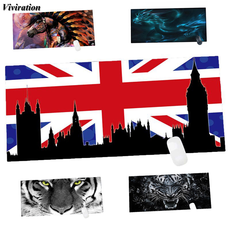 Top Selling Mouse Pad Mat For Dota 2 LOL CSGO Overwatch Gaming Mouse Pad Viviration Lock Edge Rubber Computer Mouse Pad