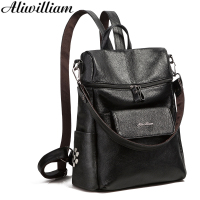 NEW Women Backpack Casual Backpack Preppy Style School Bag Young Girl Bag Shoulder Bag Teenager Bag