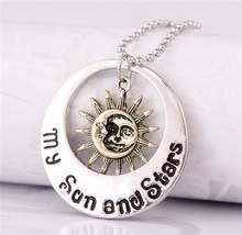 Game Of Thrones Moon Of My Life Sun And Stars Pendant