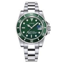 Homens Relógio de Mergulho À Prova D' Água militar LGXIGE Mens Top Marca De Luxo Homens Relógio Do Esporte de Quartzo Relógio de Pulso Luminoso Relógio Reloj Hombre