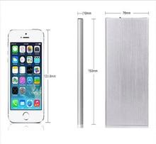 10000 mAh Universal Mobile Power Slim Polymer Cell Phone Charging Po