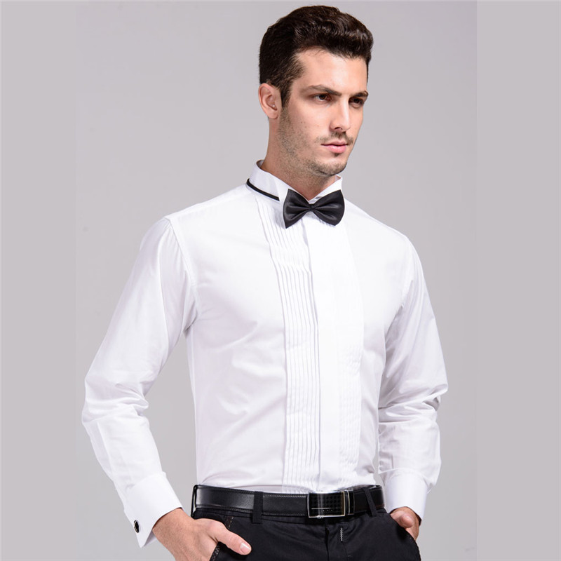 Compare Prices On French Dress Shirts Online Shopping Buy