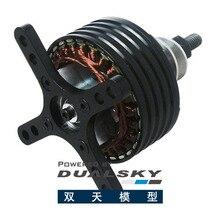 Dualsky 390KV Brushless 470KV XM5010TE 760KV Multi-Rotor Zangão Brushless Do Motor Do Disco Acessórios