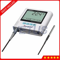 S520 ET USB Temperature Data Logger with 4,3000 storage meter LCD display Thermometer datalogger Recorder